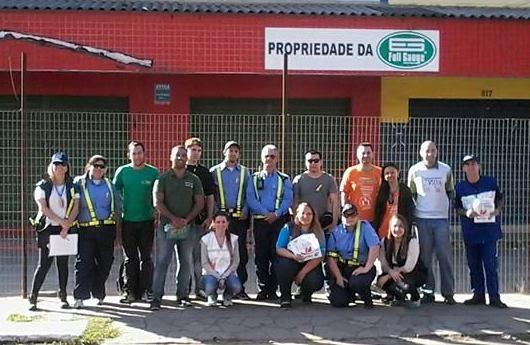 Exp Nova Santa Rita & Exp Reichelt no maio amarelo