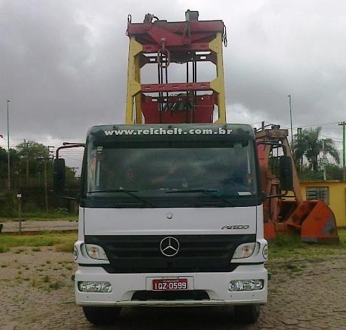Locação de Caminhões Munck